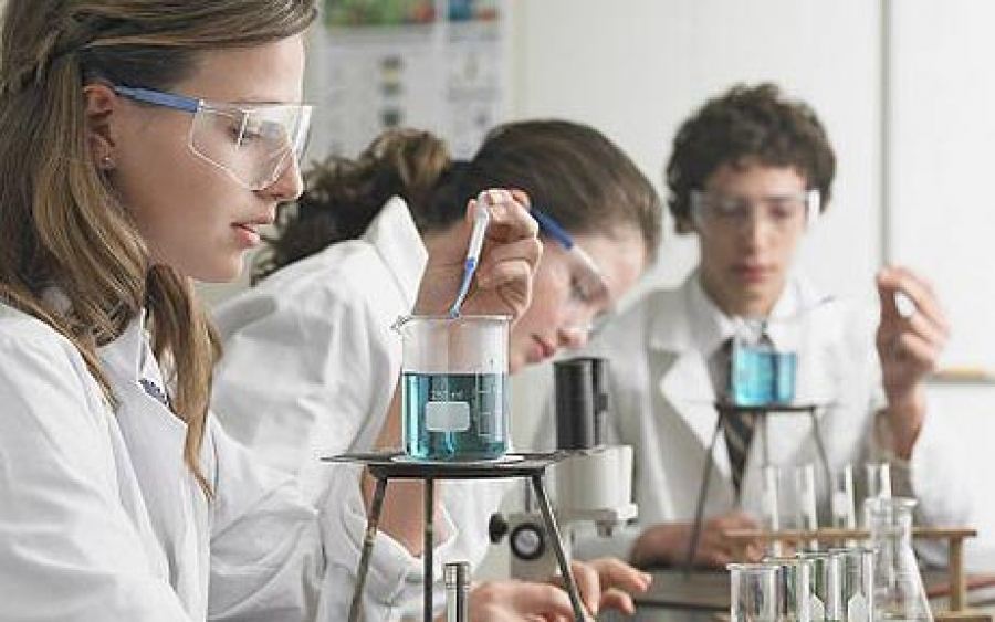 How employers can attract girls into science education