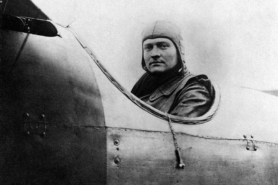 An Extended History of Fredrick von Richthofen III